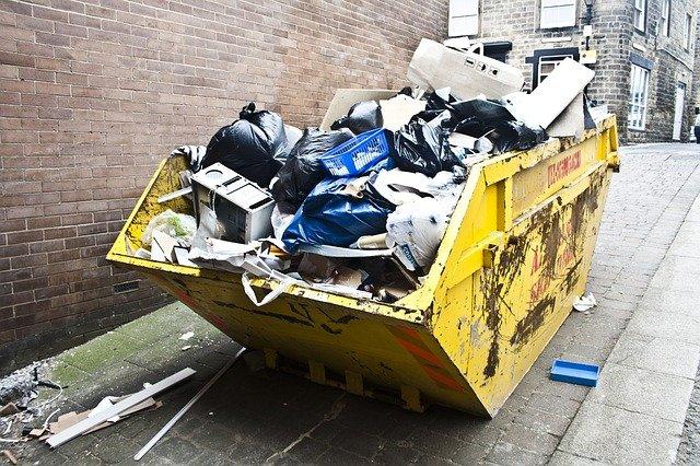 déchets entreprises