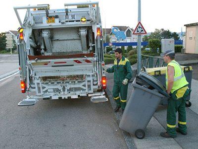 Location de benne pour enlèvement de déchets