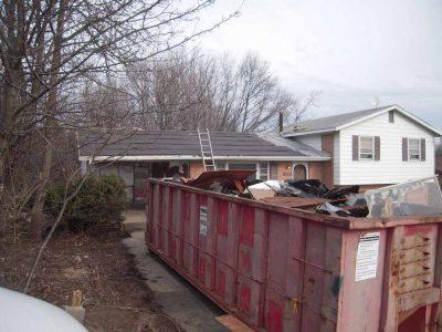 rénovation de maison et location de bennes